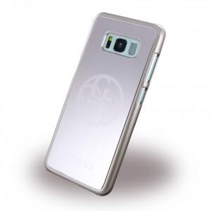 Guess Korry Aluminium Hardcover Samsung G950F Galaxy S8 Pink