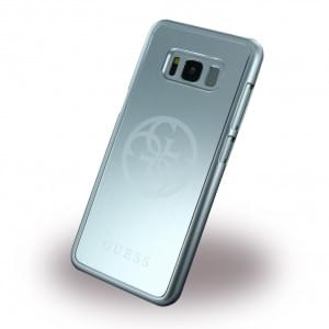 Guess - Korry Aluminium Hardcover - Samsung Galaxy S8 G950F - Silber