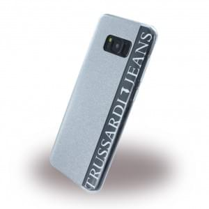 Trussardi - Glitter - Silikon Case - Samsung Galaxy S8 Plus - G955 - Silber