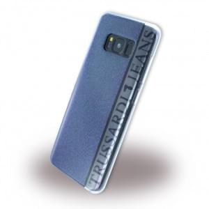 Trussardi - Glitter - Silikon Case - Samsung Galaxy S8 G950 - Schwarz