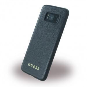 Guess IriDescent Hardcover für Samsung Galaxy S8 G950F - Schwarz