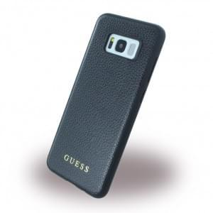 Guess - IriDescent - Hardcover für Samsung Galaxy S8+ Plus G955F - Schwarz