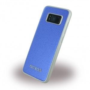 Guess IriDescent Hardcover für Samsung Galaxy S8 G950F - Blau