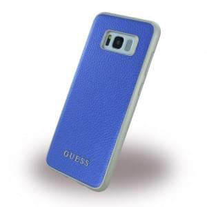 Guess - IriDescent - Hardcover für Samsung Galaxy S8 Plus G955F - Blau