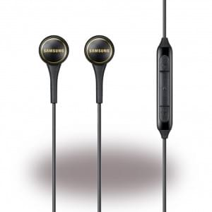 Original Samsung - EO-IG935BBE - In Ear Headset - Schwarz