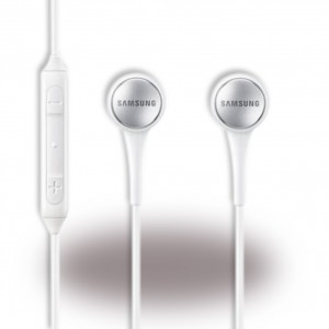Original Samsung - EO-IG935BWE - In Ear Headset - Weiss
