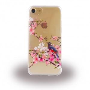 Uunique Street Passion Silikon Hülle für Apple iPhone 7 / 8 - Pink
