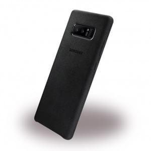 Samsung - EF-XN950AB Alcantara Hardcover für Galaxy Note 8 N950F - Schwarz