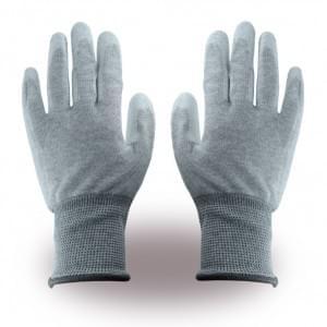 ESD - Antistatische Handschuhe - Grau