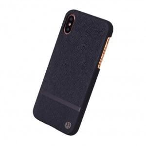 Uunique Key Line Rear Hardcover für Apple iPhone X - Schwarz