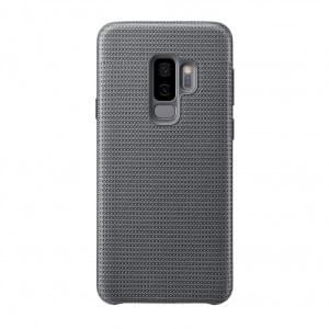 EF-GG965FJ Hyperknit Hardcover Samsung Galaxy S9 Plus Grau