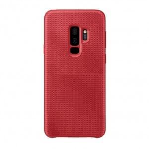 EF-GG965FR Hyperknit Hardcover Samsung Galaxy S9 Plus Rot