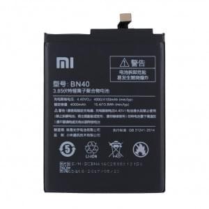 Original Xiaomi Akku BN40 für Xiaomi Redmi Pro 4 mit 4000mAh