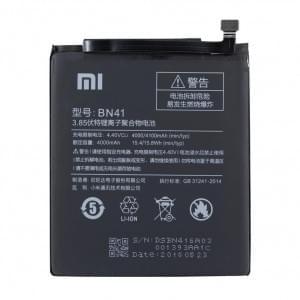 Original Xiaomi Akku BN41 für Xiaomi Redmi Note 4 mit 4000mAh