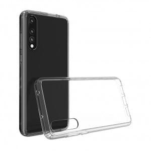 Silikon Case für Huawei P20 Pro - Transparent