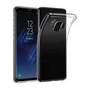 Silikon Case für Samsung Galaxy S9 - Transparent