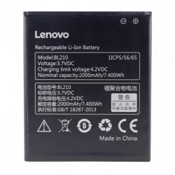 Original Lenovo Akku BL-210 für Tab A656, A658T, A766, A770E, S650, S658t, S820, S820e