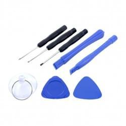8 Tlg. - Universal Smartphone / Handy / Tablet  Werkzeugset / Reparatur Set