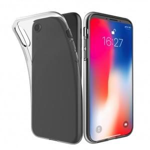 Silikon Case - Schutzhülle für iPhone Xs Max - Transparent