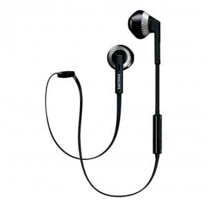 Philips - SHB5250BK - MyJam Fresh Tones Bluetooth Headset - Schwarz