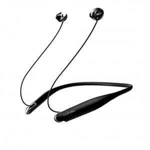 Philips SHB4205BK Flite Hyprlite Kopfhörer / Mikrofone Bluetooth Schwarz