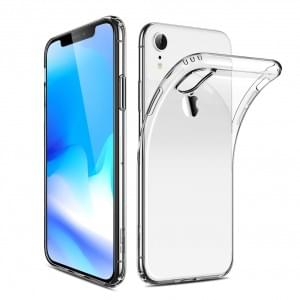 Silikon Case - iPhone XR - Transparent