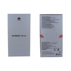 Original Huawei Box P20 Lite inkl. Zubehör: Headset, Ladegerät, Adapter