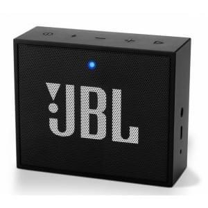 JBL GO Tragbares Lautsprechersystem - Schwarz