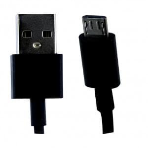 Original Xiaomi Micro USB Datenkabel 1m Schwarz