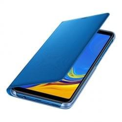 Original Samsung EF-WA750PLEGWW Wallet Cover für Galaxy A7 (2018) Blau