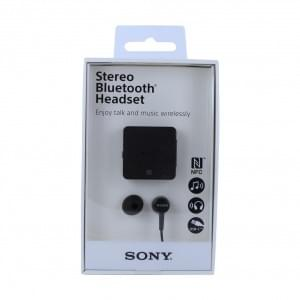 Original Sony SBH24 Stereo Bluetooth Headset Schwarz