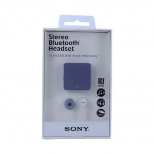 Original Sony SBH24 Stereo Bluetooth Headset Blau