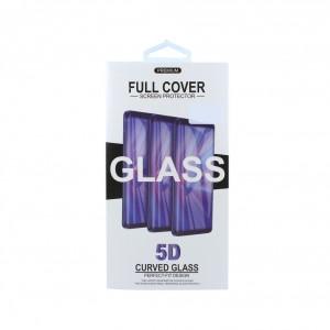 Panzerglas 5D / Displayschutzglas für Huawei P30 Pro Rahmen Schwarz