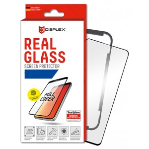3D Displex Panzerglas + Rahmen Samsung Galaxy S10+ Plus schwarz