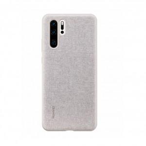 Original Huawei Protective PU Case / Hülle für Huawei P30 Pro Grau