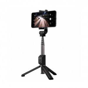 Original Huawei AF15 Bluetooth Selfie Stick Tripod Schwarz