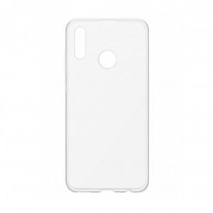 Original Huawei Silikon Protectiv Case / Hülle für Huawei P Smart 2019 Transparent