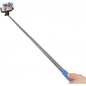 Kit - Vision Bluetooth Selfie Stick Blau