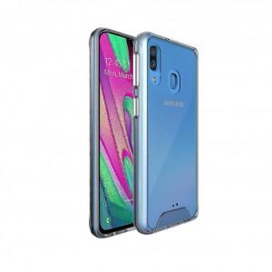 Silikon Hülle für Samsung Galaxy A40 Ultra Dünn transparent