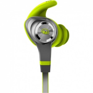 Monster Isport Intensity Bluetooth Headset Grün Wireless In-Ear Kopfhörer