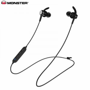Monster N-Tune 300 Bluetooth Headset Schwarz
