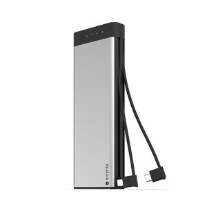 Mophie Encore Plus Power Bank USB C 10.000mAh Schwarz
