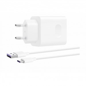Original Huawei Netzteil CP84 SuperCharge 40W inkl. USB-C Kabel