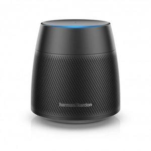 Harman-Kardon Astra Voice Activated Alexa Bluetooth Lautsprecher Schwarz