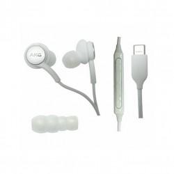 Samsung Original AKG In-Ear Typ C Headset / Kopfhörer Weiss