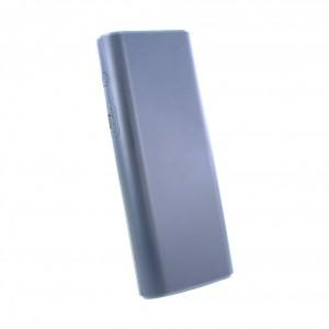 LOVE M.E. Dual USB Charge ME Portable Power Bank Schwarz Schwarz 10.400mAh