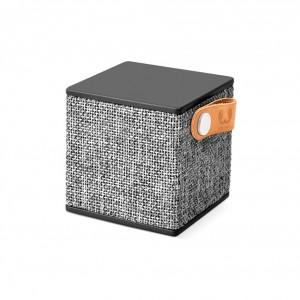 Fresh-n-Rebel CUBE Rockbox Portable Bluetooth Lautsprecher Grau