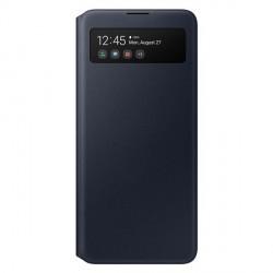 Original Samsung Tasche EF-EA715 S View Wallet Cover Galaxy A71 Schwarz
