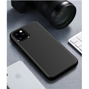 Cyoo BioCase iPhone 11 Pro Hülle Bioplastik Schwarz