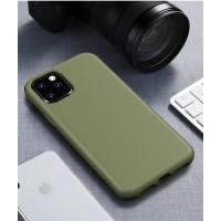 Cyoo BioCase iPhone 11 Pro Max Hülle Bioplastik Grün